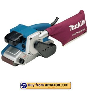 Makita 9903 8.8 Amp 3-Inch-by-21-Inch Variable Speed Belt Sander with Cloth Dust Bag buy