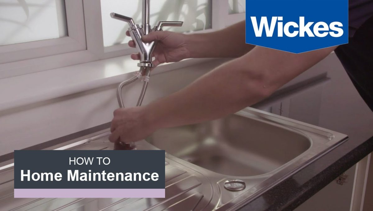 How to Remove and Replace a Kitchen Tap