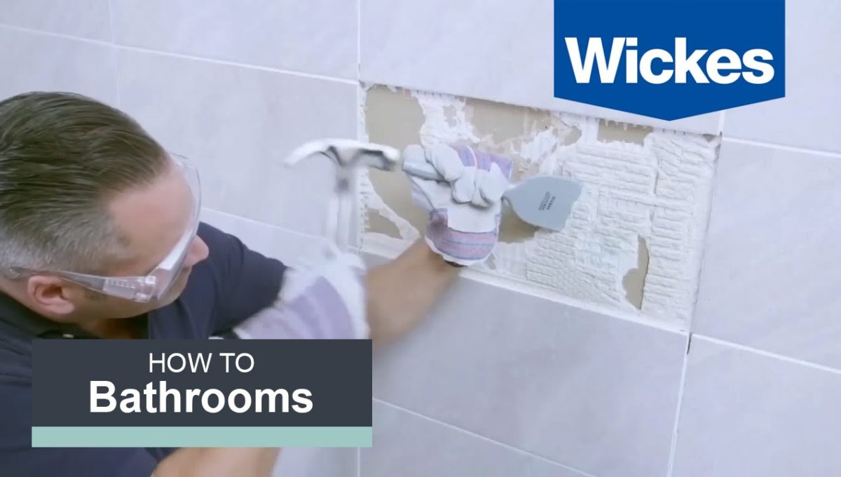 How to Remove and Replace Tiles